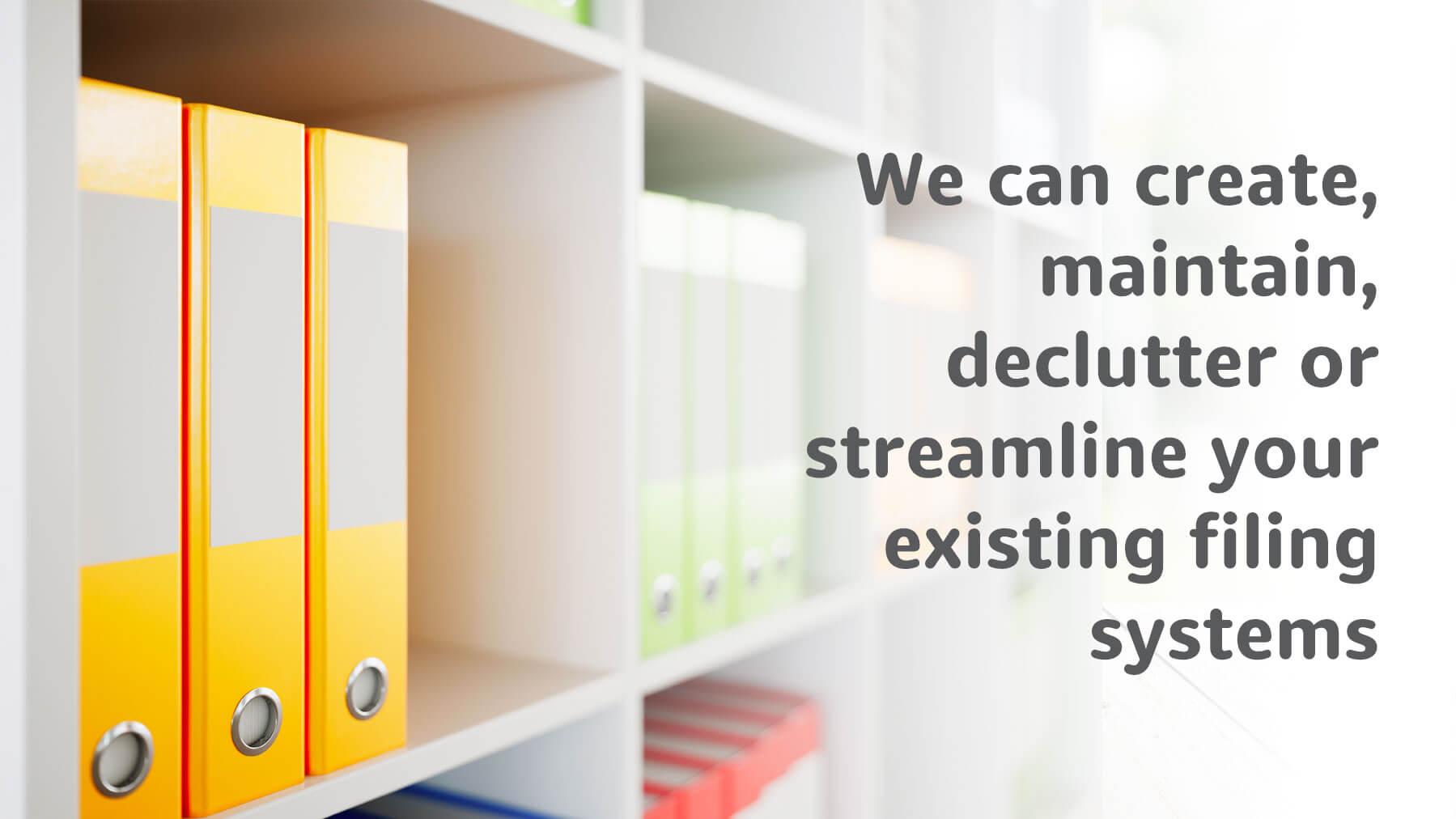 Clean slate - professional organising services general slider 2